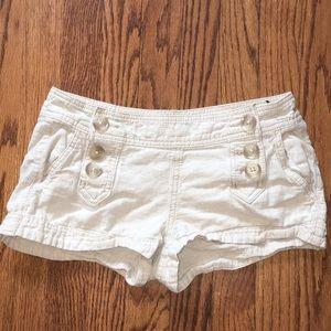 Express Linen Shorts